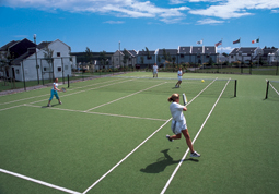 Carleton Village - Top quality tennis, a championship golf course over the road